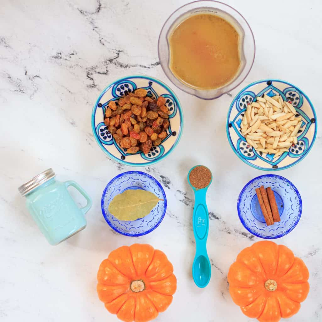 pumpkin recipe ingredient